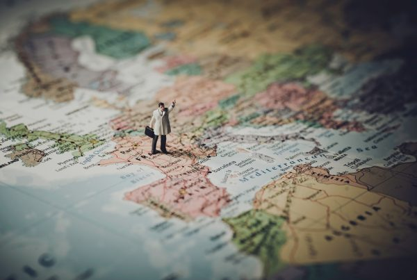 Adventure Blur Cartography