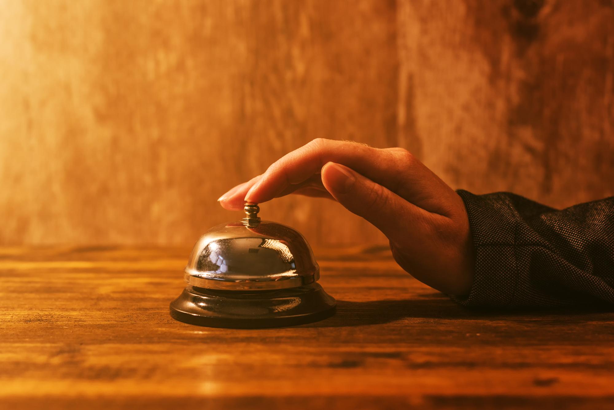 Reception -Bell